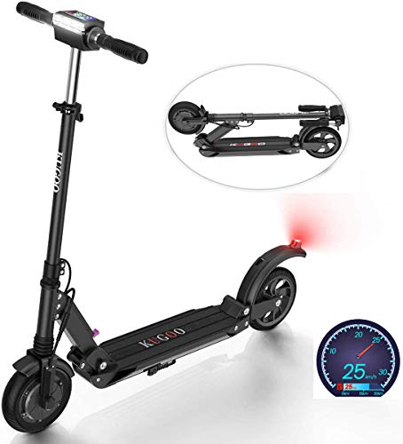 Elektro Scooter Adult,LCD-Display,30 km lange Strecke,zwei 350-W-Motoren, Höchstgeschwindigkeit 25...