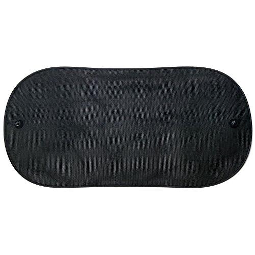 Sumex 4410009 Seitlicher Sonnenschutz, Schwarz, 50X100 cm