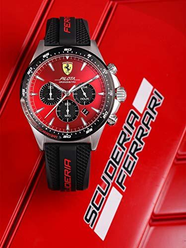 Scuderia Ferrari Armbanduhr