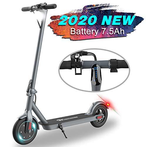 MARKBOARD Elektro Scooter, Elektroroller Faltbar City Roller Zusammenklappbarer Cityscooter für...