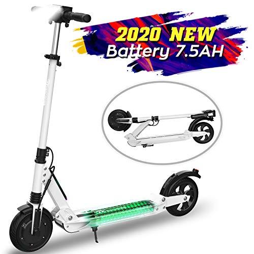 MARKBOARD E-Scooter Klappbar Elektroscooter 8 Zoll Erwachsene Bis 30 km/h Elektroroller | 7.5Ah Akku |...