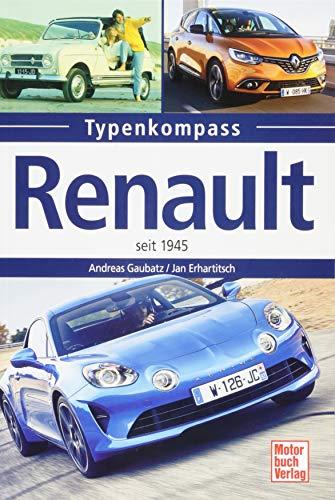 Renault: seit 1945