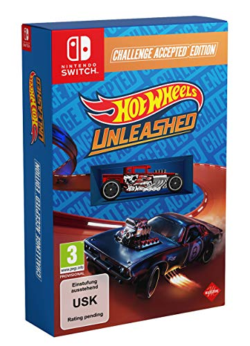 Hot Wheels Unleashed - Challenge Accepted Edition (Nintendo Switch)