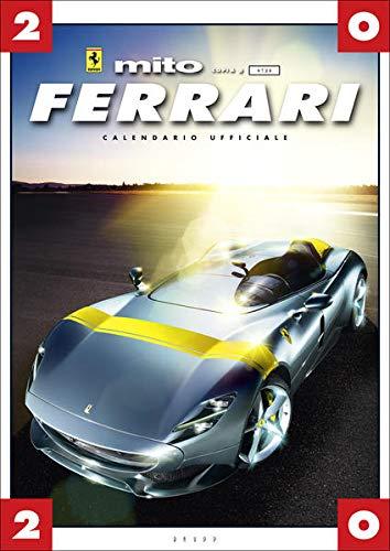 Mythos Ferrari 2020: Offizieller Ferrari Kalender