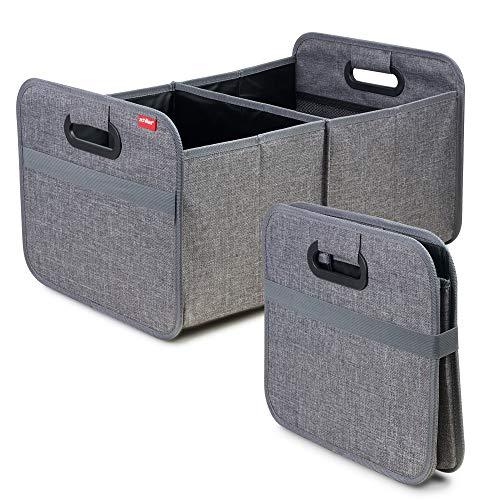 achilles Auto Faltbox, Kofferraum-Organizer, Faltbare Autotasche, Faltkorb, Aufbewahrung Taschen,...
