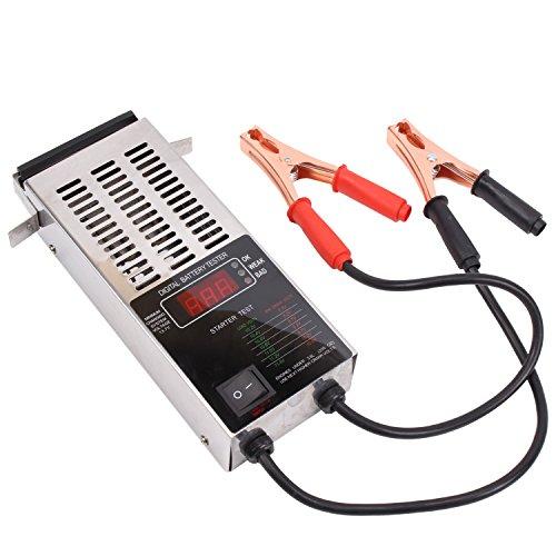 CCLIFE 12V KFZ LCD Digitaler Batterietester Batterie Tester Batterieprüfer 100 Ampere