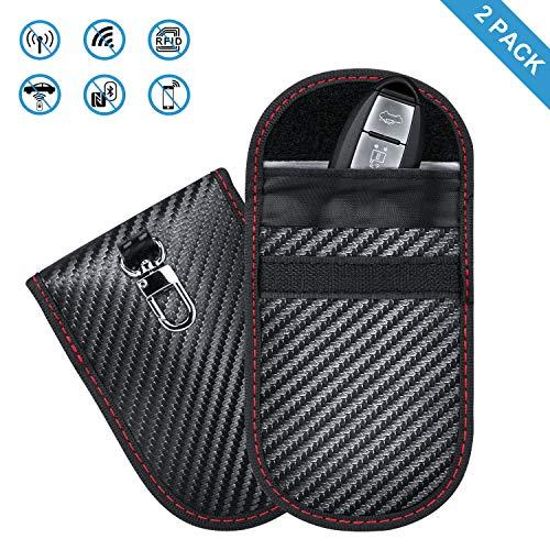 Enjoyee 2 Pack Keyless-Go Schutz Autoschlüssel