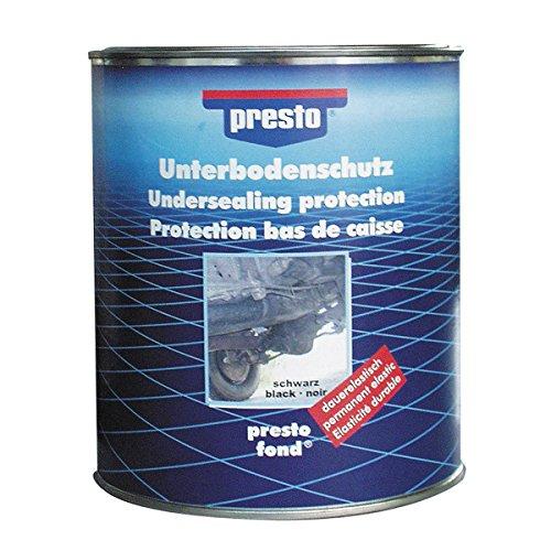 presto 603260 Unterbodenschutz Bitumen schwarz 2,5 kg