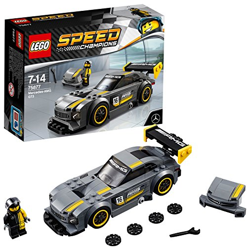 LEGO Speed Champions 75877 - Mercedes-AMG GT3