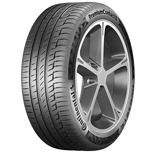 CONTINENTAL PREMIUMCONTACT 6 - 205/55R16 91V - C/A/71dB - Sommerreifen