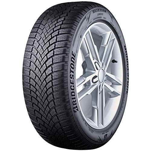 Bridgestone BLIZZAK LM005 - 185/60 R15 88T XL - C/A/70 - Winterreifen (PKW & SUV)