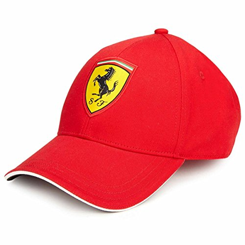Ferrari Classic Cap-rot