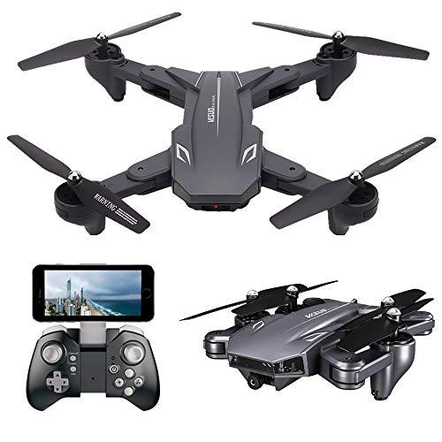 Teeggi VISUO XS816 FPV Drohne mit Kamera 4K HD WiFi Live Übertragung Faltbare RC Quadrocopter für...