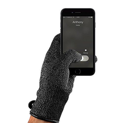 Mujjo Touchscreen-Handschuhe, doppellagig