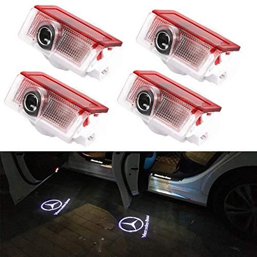 Autotür Logo Licht