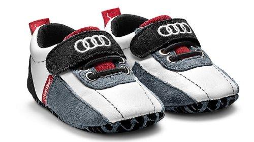 Baby Schühchen, Gr 17-18, Audi Sport