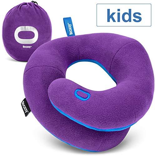 BCOZZY Kinn-stützendes Reisekissen für Kinder – Verhindert, DASS der Kopf des Kindes beim Autofahren...