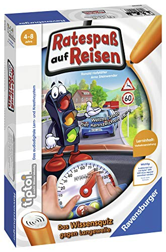 Ravensburger – Ratespaß auf Reisen