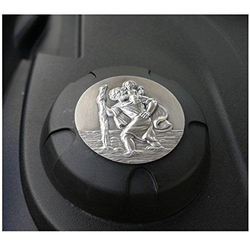 Heiliger Sankt Christophorus Auto Schutz Plakette HR Art. 13848