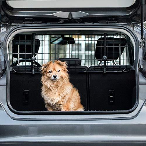 Heldenwerk Universal Kofferraum Trenngitter für Hunde - Auto Hundegitter zum Transport für deinen Hund...