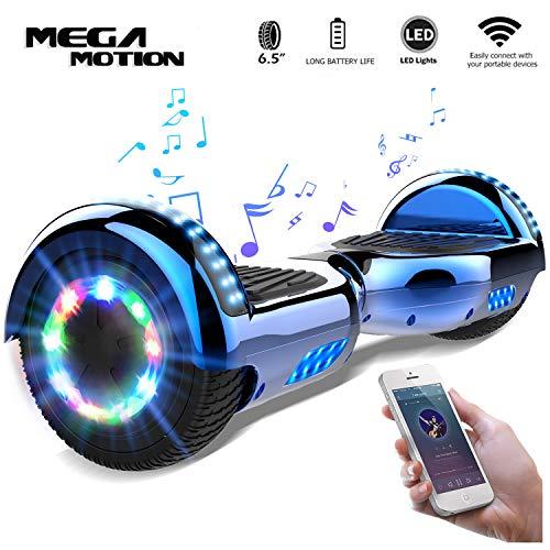 Mega Motion Self Balance Scooter 6,5' -2018 Elektro Scooter E-Skateboard- Scooter - UL zertifizierten...