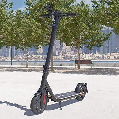 Viron E-Scooter mit Straßenzulassung Elektro Scooter ABE Aluminium Elektroroller Faltbar Roller EScooter...