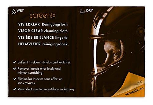 Screenix SI400030 Visierklar Reinigungstücher (30-er Pack)