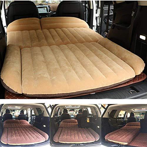 Sinbide Abziehbar Auto Luftmatratzen Luftbett Camping aufblasbare Matratze Isomatte Auto SUV MVP mit...
