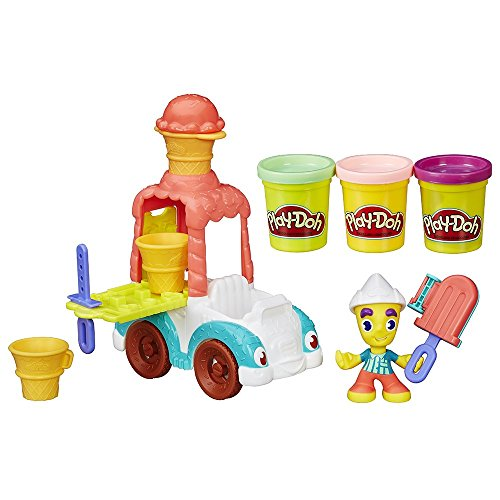 Hasbro Play-Doh – Town Eiswagen