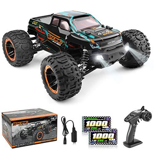 HAIBOXING Ferngesteuertes Auto 4WD RC Auto 1:16 36km/hHochgeschwindigkeits RC Monster Truck 2,4 GHz...