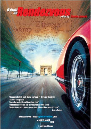 C'était un Rendezvous - Claude Lelouch - Region Free [DVD] [Region 1] [NTSC] [UK Import]