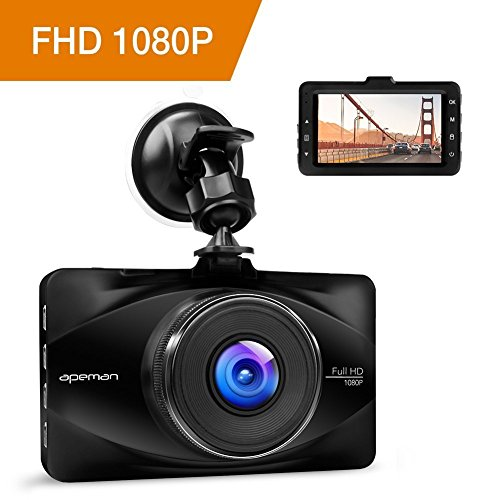 APEMAN Full HD 1080P Dashcam