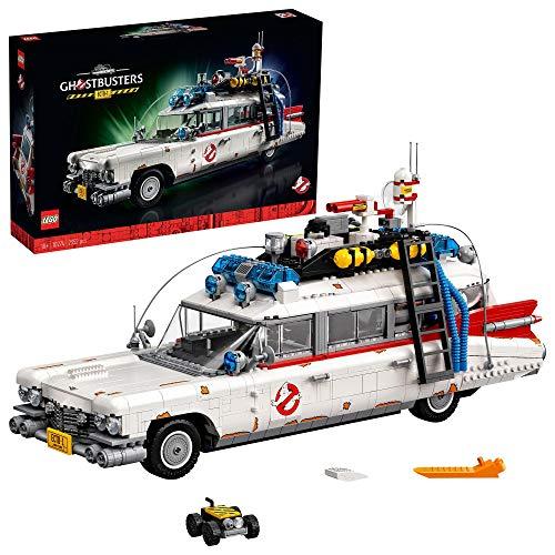 LEGO10274CreatorExpertGhostbustersECTO-1AutogroßesSetfürErwachsene,Ausstellungsst�...