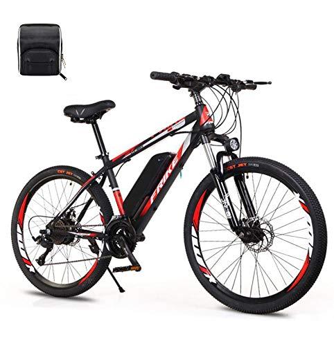 E-Bike Elektrofahrrad 26' für Erwachsene, EBikes Fahrräder All Terrain mit Smart LCD Display 7...