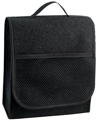 Kofferraumtasche in schwarz mittel für jedes Fahrzeug passend
