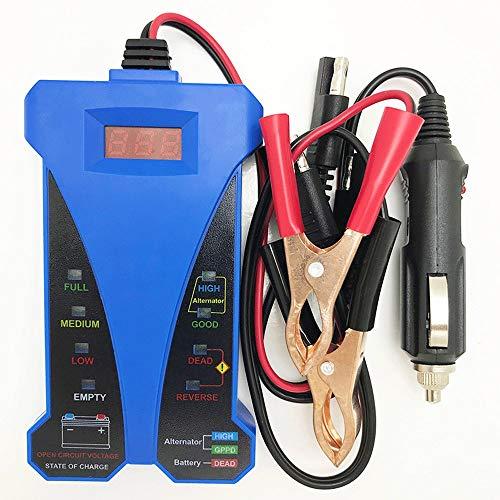 Autobatterietester Zigarettenanzünder,Messgeräte Für Autobatterien,Autobatterie Tester...