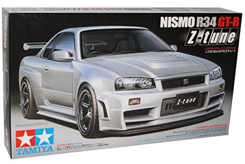 Nissan Skyline R34 Nismo Silber Z-Tune GT-R