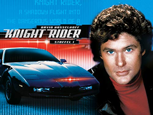 Knight Rider - Staffel 1 [dt./OV]