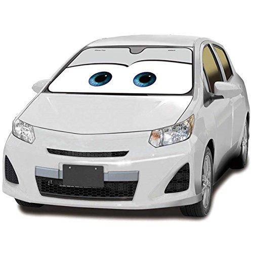 MFEIR Disney Car Gray Auto Sonnenblende Sonnenschutz Frontscheibe Blendschutz Windschutzscheibe...