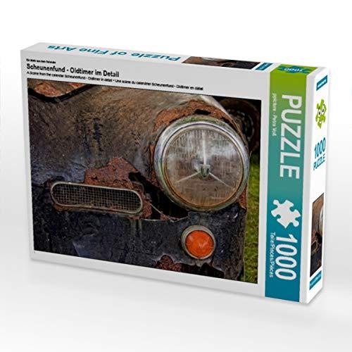 Scheunenfund - 1000 Teile Puzzle