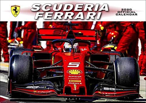Scuderia Ferrari 2020: Offizieller Ferrari Formel 1-Kalender