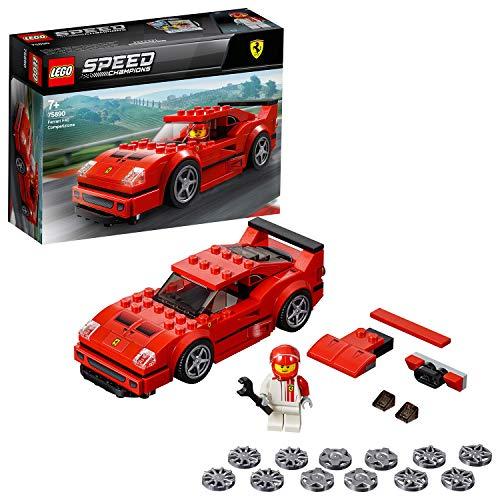Ein Ferrari F40 zum Selberbauen