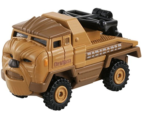 Tomica Star Wars SC-10 Star Cars Chewbacca