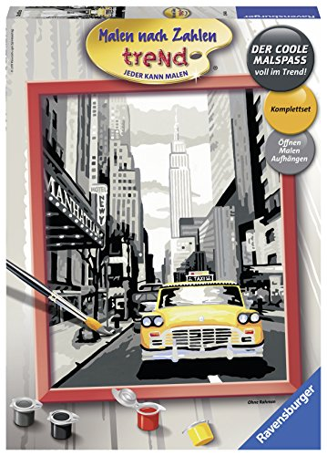 Ravensburger 28443 – Malen nach Zahlen- New York City