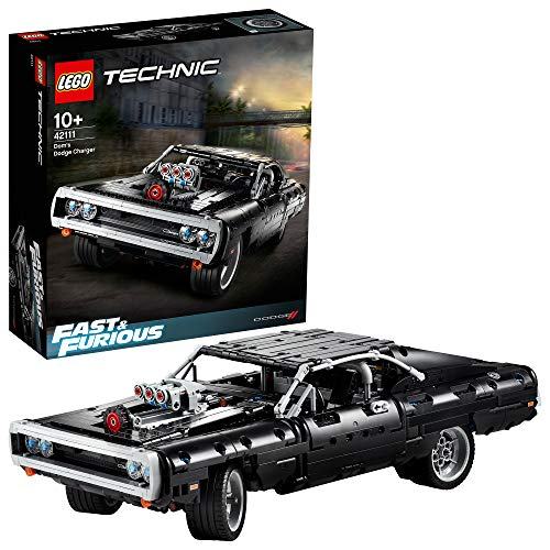 LEGO® Technic 42111 Technic Dom's Dodge Charger, Bauset, bunt