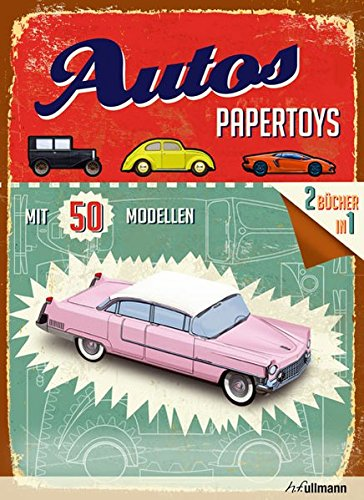 Papertoys: Autos