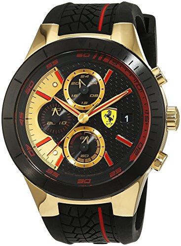Scuderia Ferrari Herren-Armbanduhr