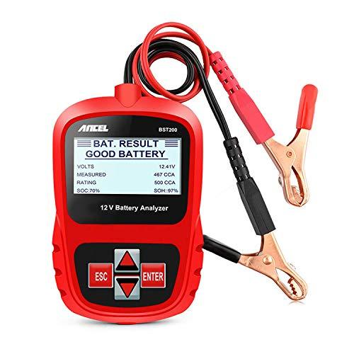 ANCEL BST200 Auto Batterietester 12 V 100-1100 CCA Automotive Bad Cell Test Tool Digital Analyzer