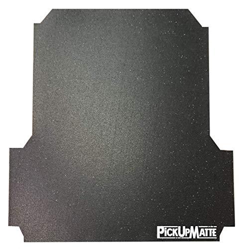PICKUPMATTE - Antirutschmatte kompatibel mit/geeignet für Ford Ranger Raptor / WILDTRAK / XL / XLT /...