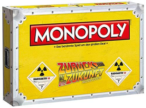 Monopoly 'Zurück in die Zukunft' Edition